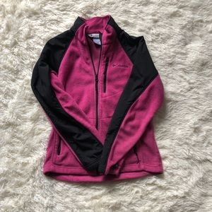 Columbia Jacket, Fleece, Women's Medium EUC